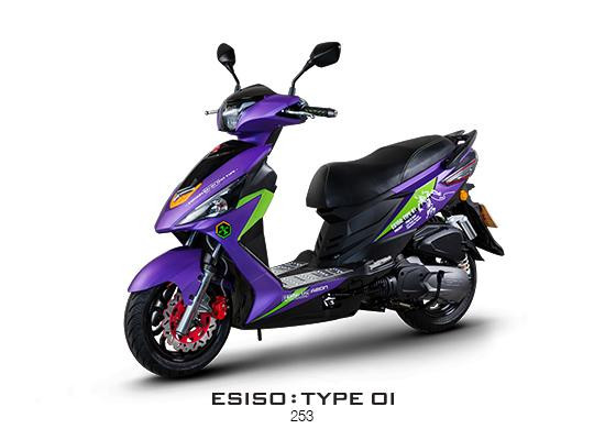 es150 type01 初 號 機 特 仕 版